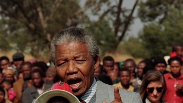 Nelson Mandela (foto: Profimedia)