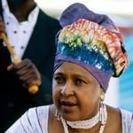 Nelsonova druga žena Winnie Madikizela se je zanimala za politiko. (foto: Profimedia)