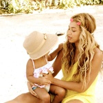 Najbolj intimne fotografije zvezdnice Beyonce (foto: Profimedia)