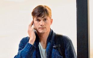 Ashton Kutcher je obseden z videzom