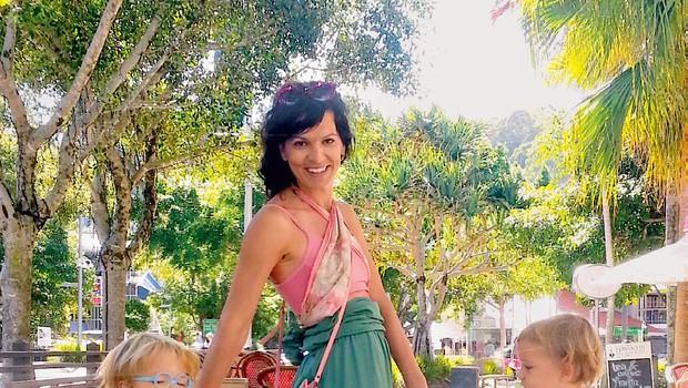 Simona Lampe (foto: Osebni arhiv)