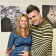 Raay in Marjetka iskreno o drugi nosečnosti