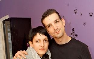 Tomaž in Anita izgubila 15 kilogramov