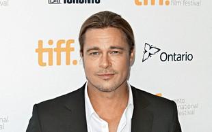 Zdaj je znano, katera lepotica je ogrela srce Brada Pitta