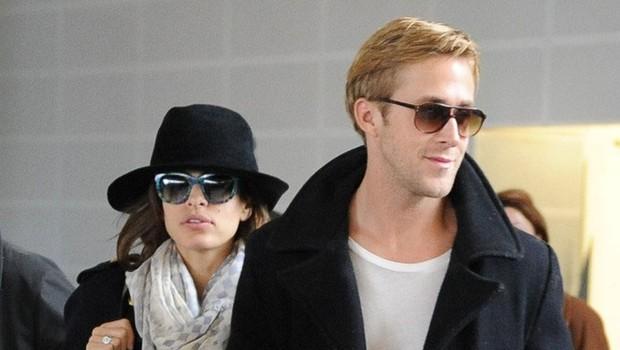 Eva Mendes in Ryan Gosling (foto: Profimedia)