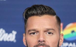 Ricky Martin je samski