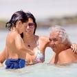 Flavio Briatore užival na dopustu