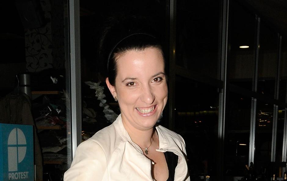Julijana Krapež (foto: Sašo Radej)