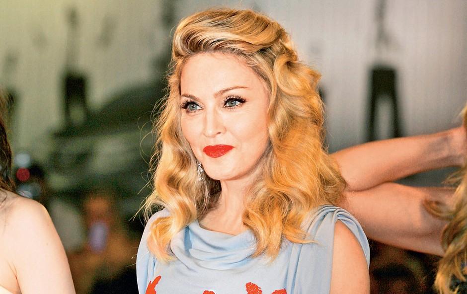 Madonna (foto: Profimedia)
