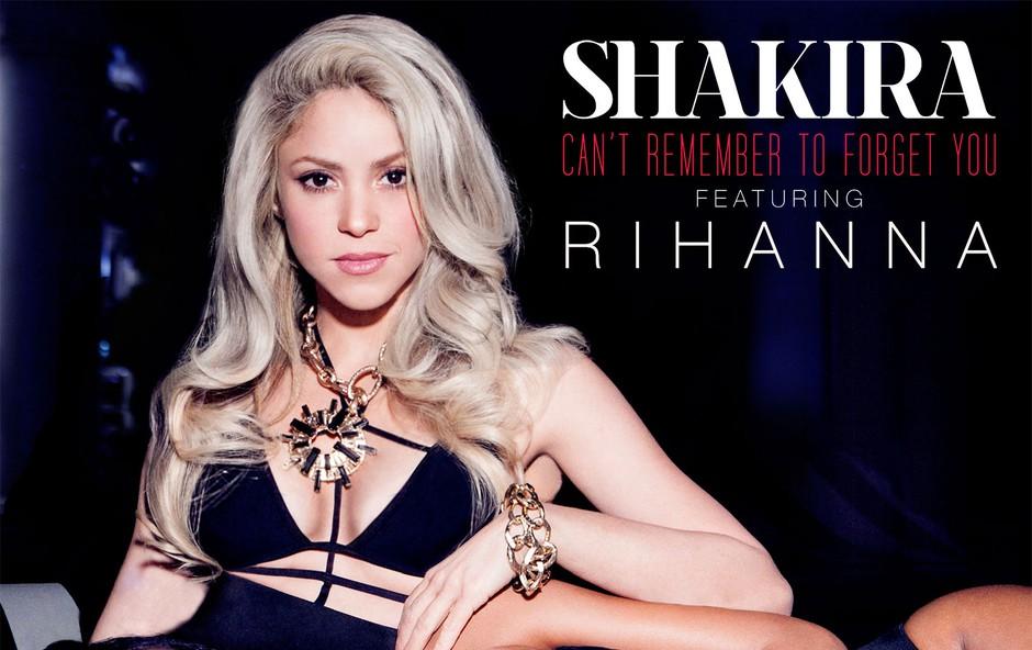 Shakira in Rihanna (foto: Menart Records)