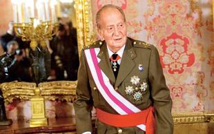 Bivši španski kralj Juan Carlos gre končno v pokoj