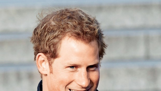 princ Harry (foto: revija Lea)