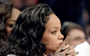 Rihanna ne more brez tetovaž
