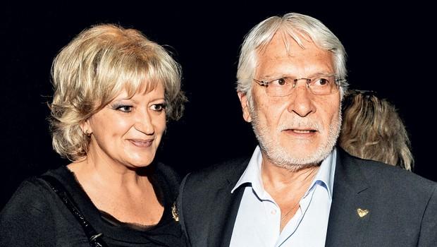 Boris Cavazza & Ksenija Benedetti (foto: revija Lea)