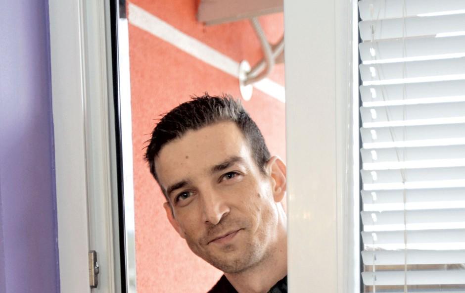 Tomaž Škvarč Lisjak (foto: Goran Antley)