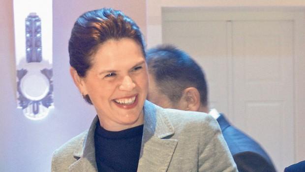 Alenka Bratušek (foto: Goran Antley)