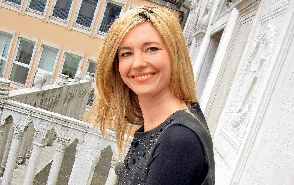 Karin Sabadin (foto: Aleš Pavletič)