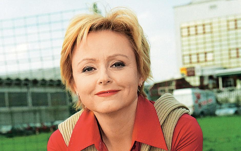 Darja Zgonc (foto: Goran Antley)