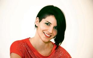 Lea Sirk se pripravlja na televizijske nastope