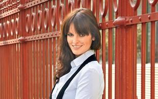 Ana Dolinar Horvat odšteva dneve do poroda
