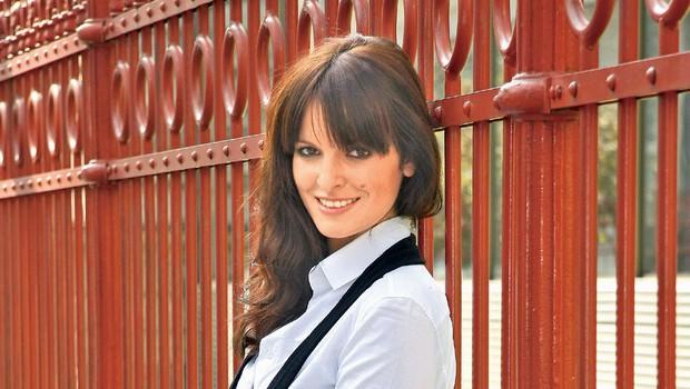 Ana Dolinar (foto: Revija Nova)