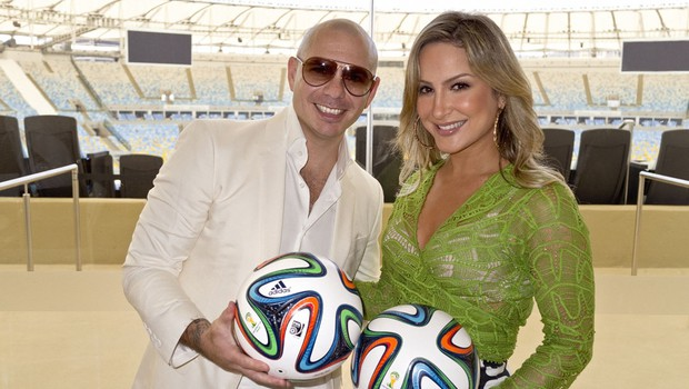 Pitbull (foto: Sony Music)
