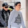 Madonna sina pošilja na vojaško akademijo