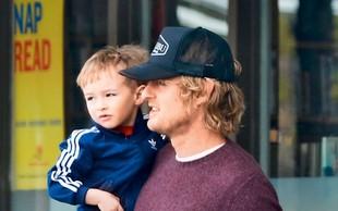 Owen Wilson je dobil sina