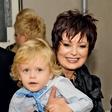 Zdenka Kahne obožuje vnučka