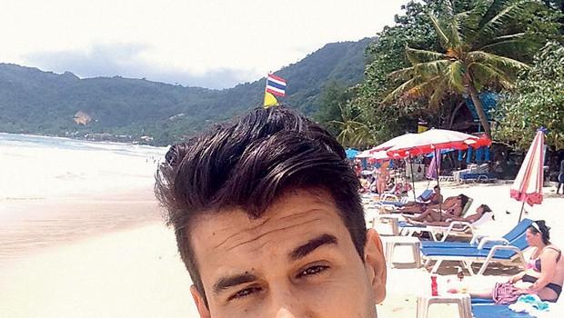 Patong Beach slavi po 3,5-kilometrski peščeni plaži. Leta 2004 sta bili tudi ta plaža in bližnja okolica žrtev cunamija. (foto: osebni arhiv)