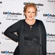 Adele mastno služi
