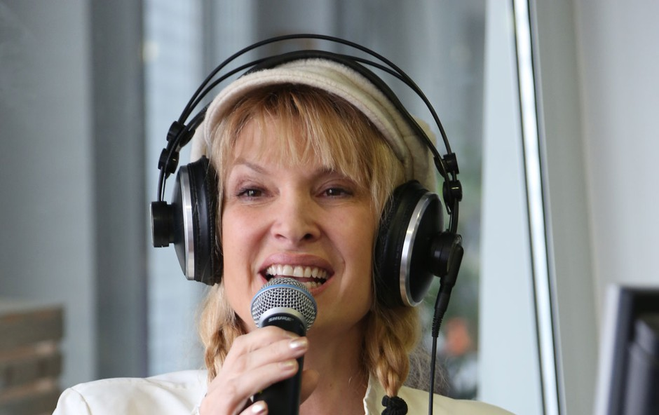 Helena Blagne (foto: Radio 1)