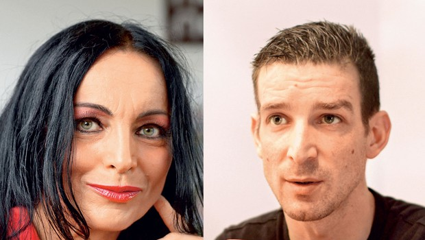 Nena in Tomaž (foto: Revija Nova)