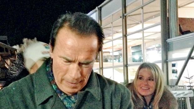 Arnold Schwarzenegger (foto: revija Lea)