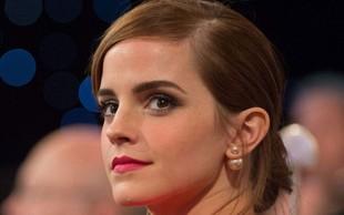 Emma Watson se je na snemanju zastrupila