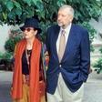 Dimitrij & Marjetica Rupel kot zaljubljenca
