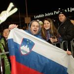 Iz Sočija prispeli zadnji športniki s Koširjem na čelu (foto: Goran Antley)
