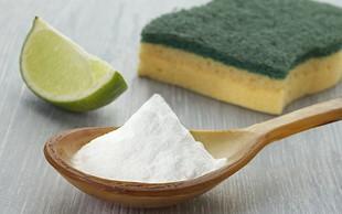 Soda bikarbona - vsestranska tudi v domeni zdravja in lepote!