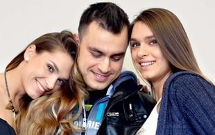 Omar Naber si je za Emo izbral misico in njeno sestro