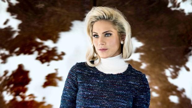 Snežana se je prvič preizkusila v tej vlogi. (foto: Primož Predalič)
