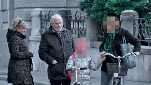 Boris Cavazza in Ksenija Benedetti (foto: revija Nova)