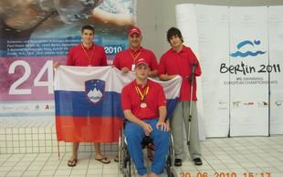 Aleš Sečnik z novim sponzorjem proti svetovnemu rekordu