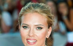 Scarlett Johansson: Zaročena in noseča!