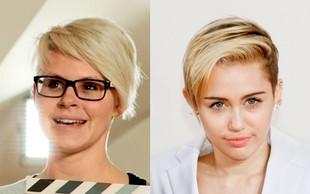 Teja Perjet kopira Miley Cyrus