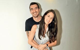 Poglejte si, kako lep par sta Lili Žagar in Marko Potrč