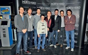 Montevideo, se vidimo!