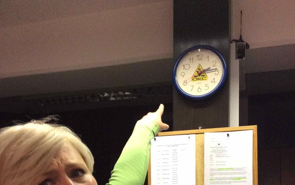 Tudi Ana vsak dan vstaja ob štirih zjutraj. (foto: Radio Center)