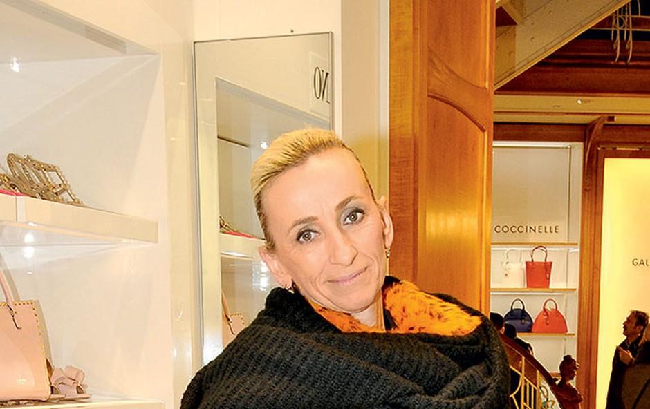 Mojca Javh (foto: iz revije Lea)