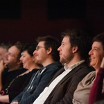 Pižama navdušil v razprodanem Siti teatru (foto: Simon Mur)