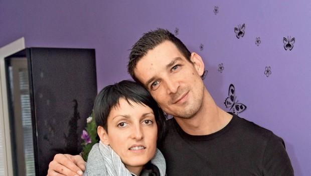 Tomaž in Anita (foto: Revija Nova)